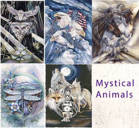 Mystical Animals